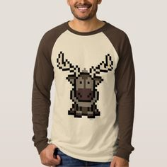 Frozen | 8-Bit Sven T-Shirt Disney Princess Gifts, Frozen Merchandise, 8 Bit, Disney Frozen, Disney Disney, Fast Fashion, Graphic Sweatshirt, T Shirt, Colorful Shirts