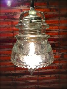 Electrical Insulator Light