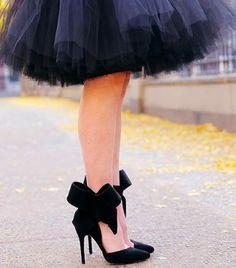 Invitadas elegantes y... con faldas de tul!   AtodoConfetti - Blog de BODAS y FIESTAS llenas de confetti