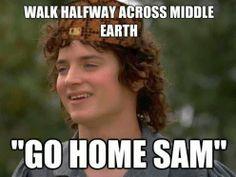 #fantasy #tolkien #meme #frodo