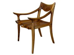 Here is your Sam Maloof dining chair.  Timeless............