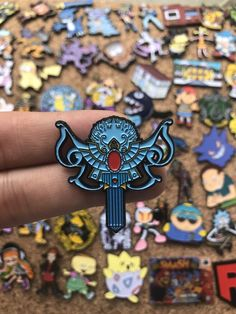 Details About The Item:- You Will Receive One Custom Enamel Pin!- Each Pin is Roughly Inches- Each Pin has a Secure Rubber Clutch on the Back- We sell only the Highest Quality of Products Hat Pins, Pin Badges, Enamel, Handmade Gifts, Jewellery, Etsy, Products, Kid Craft Gifts, Vitreous Enamel