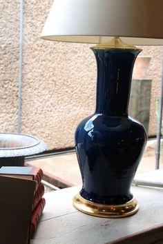 Miles Redd's favorite Taigan lamp!