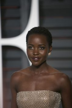 Could Lupita Nyong'o be any more beautiful?