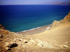 Agios Pavlos #Crete Crete, Spaces, Beach, Water, Outdoor, Gripe Water, Outdoors, Seaside, Outdoor Games