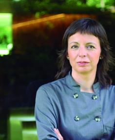 Fina Puigdevall, ambaixadora de la Ruta del Xató 2014-2015