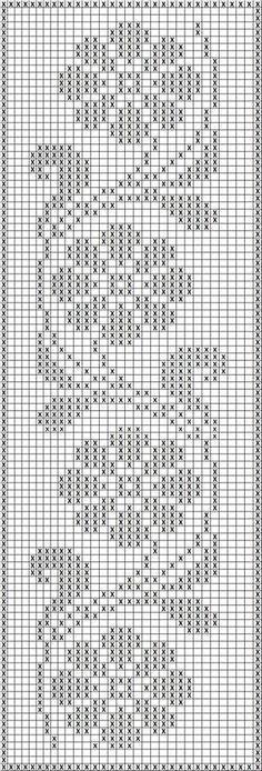 Crochet Edging Free Patterns Archives - Beautiful Crochet Patterns and Knitting Patterns - Crochet Curtains, Crochet Doilies, Crochet Edgings, Crochet Borders, Crochet Stitches, Filet Crochet Charts, Filet Pattern Crochet, Crochet Curtain Pattern, Crochet Tablecloth Pattern