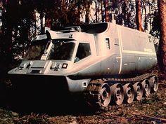 U.F.O. - SHADOW Mobile Unit
