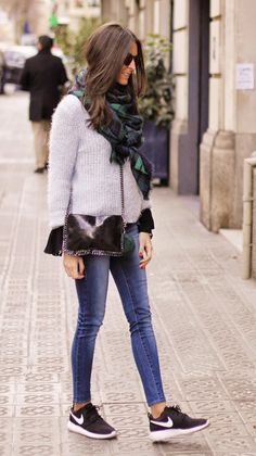 BCN FASHIONISTA: BLUES 'N GREEN