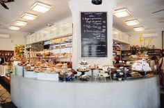 Prague – Bakeshop, great little bakery. Good for coffee and breakfast or dessert.