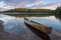 Canoeing the Boundary Waters in Minnesota