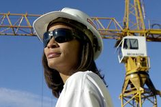 """""""Why do women make up just 6.9 percent of the U.S. construction industry?  It has nothing to do with upper body strength and everything to do with factors like astronomical rates of reported sexual harassment, lack of private bathrooms, ill-fitting equipment and protective clothing designed for a male body and, oh yeah, the nagging stereotype that construction is boys-only work."""""""