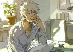 Te amo kakashi - 21- Uma noite com ele - Wattpad Anime Naruto, Naruto Boys, Naruto Art, Anime Guys, Kakashi Hatake, Naruto Y Boruto, Blue Exorcist, Inu Yasha, Naruto Series