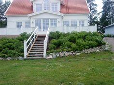 Med Trappa, För Anläggning, Plantering Rabatt, Anläggning Av, Altan Inspiration, Av Plantering, Vår Drömträdgård