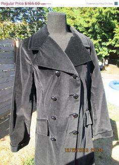 Sale Vintage black Victorian velvet Avant Garde by Simplemiles