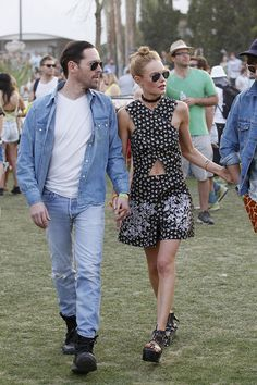 Celebrities at Coachella!
