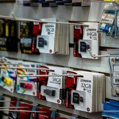 Una gran variedad de memorias USB y SD te esperan en #SERCCOM313 Estamos en la Plaza de la Tecnología Tampico!