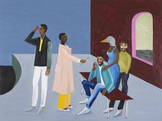 "Artist Lubaina Himid on making visible the ""invisible histories"" of black artists."