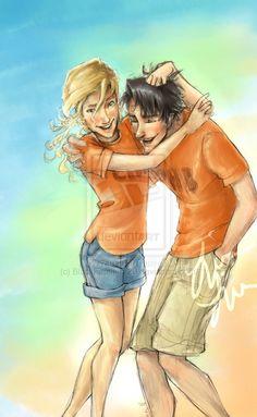 percabeth. I love them so much:)
