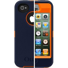 iPhone 4S Case - Defender Series from OtterBox   OtterBox.com