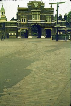 Beresford Square, Woolwich, in the History Pics, Local History, Family History, Vintage Pictures, Old Pictures, London Pictures, Colour Photography, South London, Historical Pictures