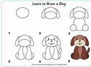 How To Draw A Dog - Bing Images