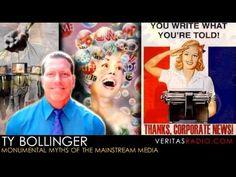 Veritas Radio - Ty Bollinger | Monumental Myths of the Mainstream Media ...