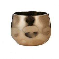 Lux Nickel Pot Small