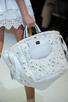 Outstanding Crochet: Crocheted purses D.