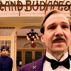 The Grand Budapest Hotel.   I think this is Wes Anderson's funniest film to date. It caught me so off gaurd.