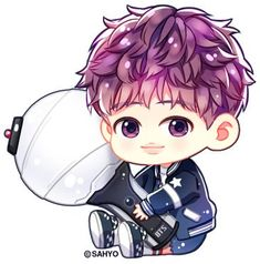 Read from the story FanArt BTS ❤ by (J-hope ❣️✨) with reads. Bts Chibi, Anime Chibi, Anime Art, Bts Rap Monster, Bts Drawings, Cartoon Drawings, Bts Spring Day, Bts Anime, Cartoon Monsters