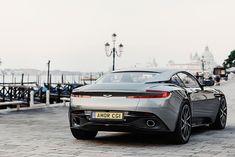 Aston Martin DB11 on Behance