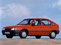 Opel Kadett.