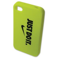 Nike Graphic Soft Cell Phone Case