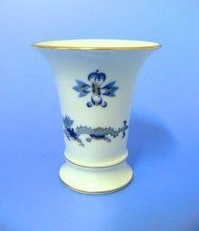 Meissen Vase Blauer Drache