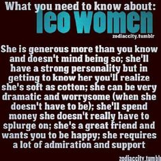 #LEO Women - and all the things we love about their character!   #astrology @Aligned Signs #zodiac