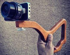 Pretty cool designed shoulder support that works for the Blackmagic Pocket cinema camera. via Philip Bloom's BMPCC test