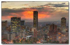 Bogotá: Home!