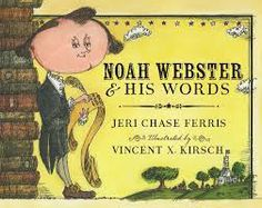 This book is about a guy named Noah Webster (creator of the Webster Dictionary) who reads tons and tons of high levels. He spent 18 years collecting and defining words. I would have the students use the words in the book and come up with a story making sure they make sense in the story. For grades 3rd-6th.