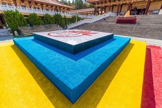buddhist temple Celebration - A1 Party Buddhist Temple, Celebration, Stage, Outdoor Decor, Party, Temples, Receptions, Direct Sales Party, Scene