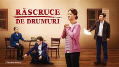 "Piesă de teatru creștină ""Crossroads"" Cine a destrămat familia unei creștine? #Spectacol_de_varietăți #Dumnezeu #creștinii  #credintei_in_dumnezeu  #laudă_și_închinare #marturii_crestine Christian Films, Saint Esprit, Christian Families, Stage Play, Expressions, Christianity, Musicals, Lord, Videos"