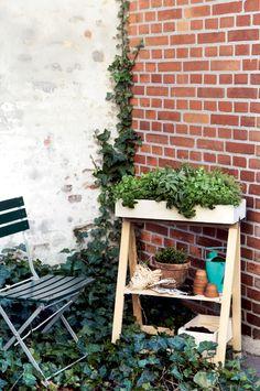 DIY: Byg din egen mini reol - Boligliv