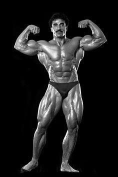 The great Samir Bannout.