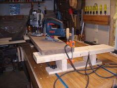 Unique small shop workbench - by Bernie @ LumberJocks.com ~ woodworking community