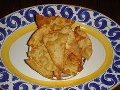 Tökéletes tortilla chips, egyszerűen