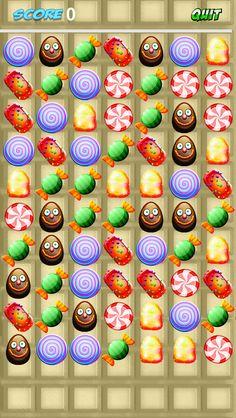 App Shopper: Burst Sweet Candies - Multiplayer Match 3 Race (Games)