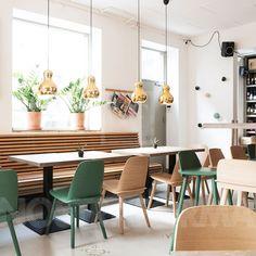 Muuto Nerd chair » modern and contemporary lighting fixtures, chandeliers &…