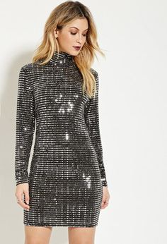 Oh My Love All Shook Up Mini Dress | Forever 21 - 2000185406