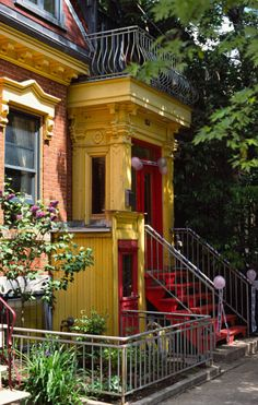 Colourful Montreal