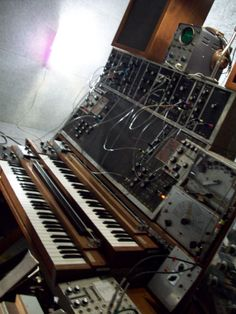Max Brand Synthesizer (1957-67)
